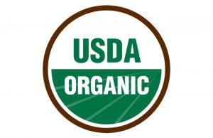 USDA organic Certified Guar