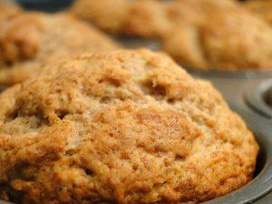Banana Ginger Muffins Guar