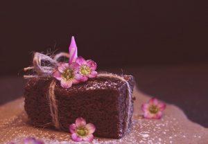 Gluten Free Zucchini Cake Brownies