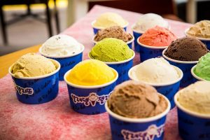 Guar Thickener Ice Cream