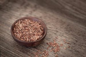 Guar Versus Flax Seed